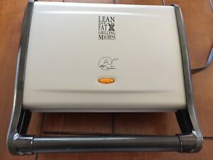 George Foreman Grilling Machine.  Used twice