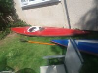 Canoes/kayak