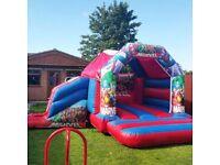 Themed Bouncy Castles for hire Birmingham