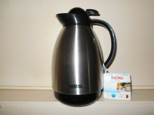 Stainless Steel Carafe
