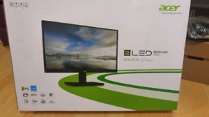 Acer 24 inch 1080p monitor