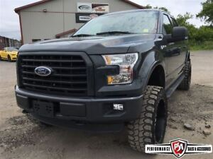 2016 Ford F-150 FX4 ZONE LIFT WHEEL/TIRE PACKAGE!!