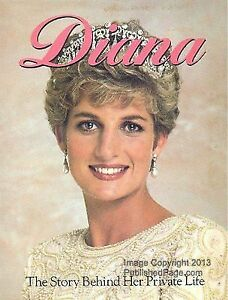 Diana: The Story Behind Her Private Life by Richard BUSKIN