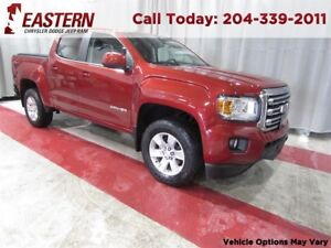 2016 GMC Canyon SLE V6 Power Group Key-less Entry