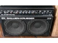 Guitar amplifier Gallien Krueger 206 ML-S