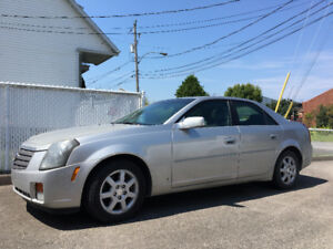 2006 Cadillac CTS Toit ouvrant Berline