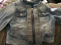 Girl's Denim Jacket (4 years old)