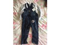 Boys dungarees *Brand New with tags*