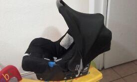 Reduce!! Britax car seat nr4