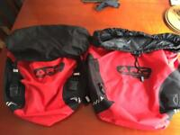 Altura Arc waterproof cycle panniers x2
