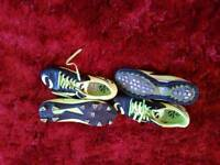 Astro turf trainers and boots