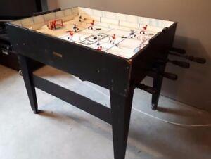 Gamecraft hockey game