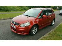 Suzuki sx4 1.5 petrol automatic 1 year MOT good condition