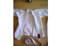 Child's jiujitsu/Judo Gi