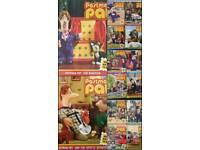 Postman Pat Children's Books x14