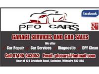 PFO CARS SERVICES AND CAR SALES