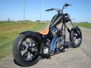 2008 West Coast Chopper CFL Custom