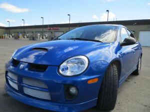 2004 Dodge Neon SX  SRT4 turbo MINT!!