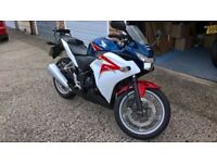 Honda CBR250R 2012 - recently had service and MOT - A2 compliant