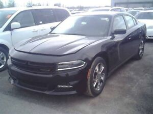 2016 Dodge Charger SXT AWD TOIT GPS CAMERA