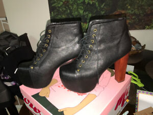 Jeffery Campbell Lita Boot