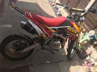 125cc pit bike