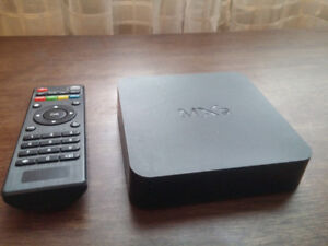Moving - MXQ Android TV Box with Remote