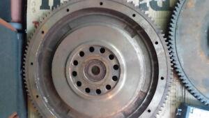 Cummins ISX 500 flywheel