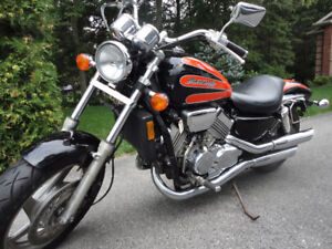 1999 Honda Magna V4 muscle machine cheap on insurance