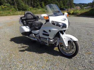 2015 Honda Gold Wing for sale. 40th Anniversary Edition.