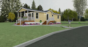 Custom Prefab Homes - The Robin