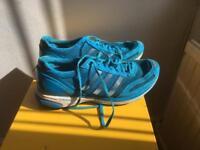 Adidas Adizero running trainers uk9.5