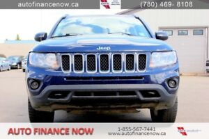 2012 Jeep Compass 4WD OWN ME FOR ONLY $86.73 BIWEEKLY!
