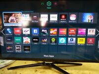 Samsung UE32F5500AK Smart TV, HD Tuner, Wireless Internet