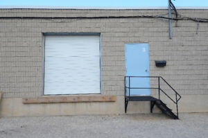 FOR LEASE IN MARKHAM- INDUSTRIAL WAREHOUSE SPACE