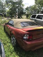 2001 FORD MUSTANG GT PARTS  London Ontario Preview