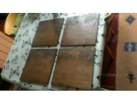Wooden place mats, set of 4 - originally from Next