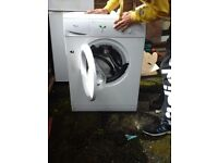 Washing machine perfect working order ruber seal been mended