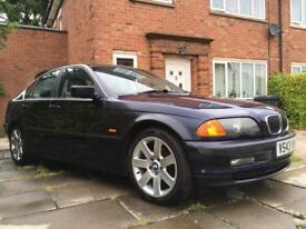 1999 E46 BMW 323i SE