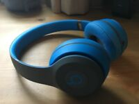 Beats Solo 2 Wireless Blue/Grey
