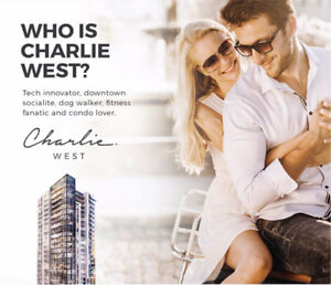 Charlie West Condos Downtown Kitchener - From $259,900