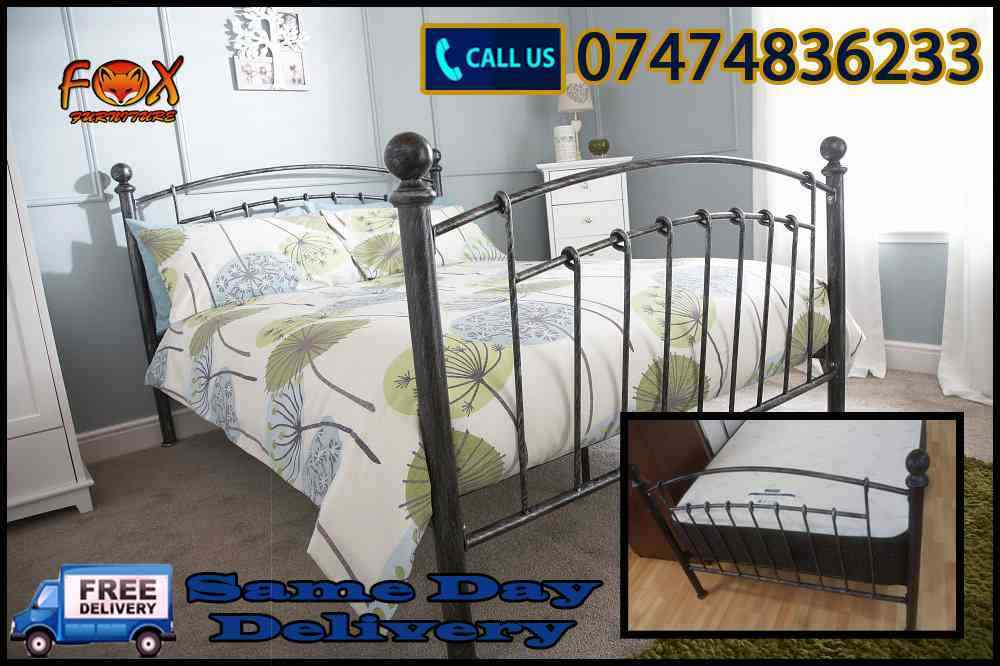 stylish metal bed for sale yxin Hoghton, LancashireGumtree - we provide all kind of furniture for sale in very cheep price any one interested then call us our number in the picture.All products are brand new.See all ads for more productscash is on delivery