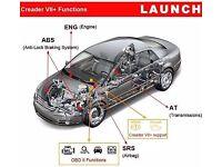 Mobile Car Auto Diagnostics .DPF Regen ect . Enable hidden features. £25 . Wee Come To You obd2