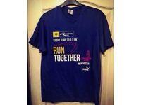Great Manchester Run Runner's Charity Shirt - Medium