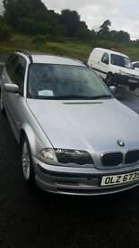 BMW 3 series SE Touring 2001