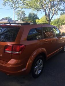 Dodge Journey 2011 clean SUV
