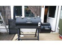large barbecue &smoker oklahomer joes