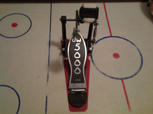 DW 5000 SINGLE CHAIN DRIVE PEDAL