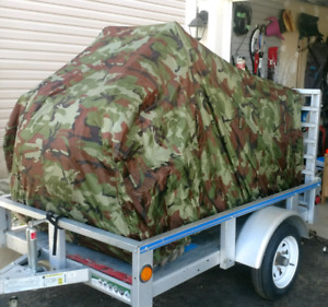 BRAND NEW IN BOX - Camoflage ATV Cover