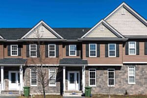 Bedford West natural gas townhouse for sale